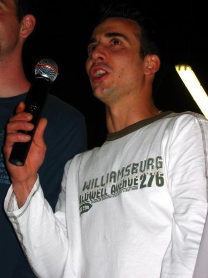Tournoi de Pétanque+Soirée de fin de Saison 2007