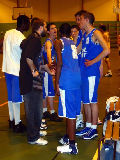 Tournoi Semi-nocturne Cadets-Cadettes 2008