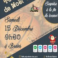 Affiche tournoi de noel 2018
