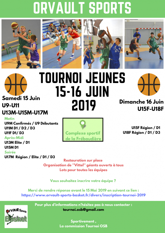Orvault sports 16 16 juin 2019
